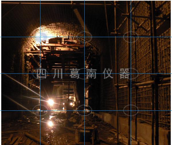 桐子林电站安全监测仪器埋设及安装