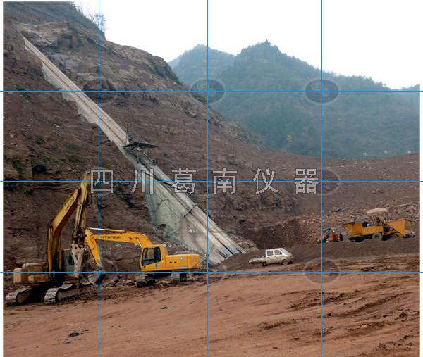 巴中方田坝水库大坝及岩土工程安全监测仪器埋设及安装