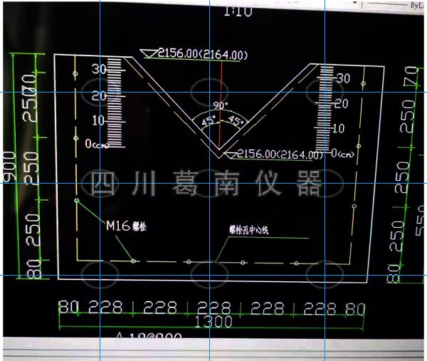 1300-900三角堰板
