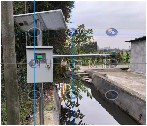 水利现代化灌区推荐使用明渠智能流量采集设备