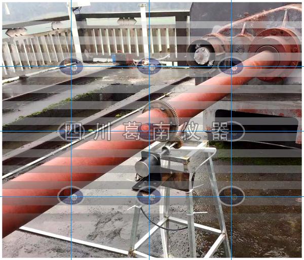 水电站下泄生态流量闸门开度与下泄流量在线监测新技术推广应用