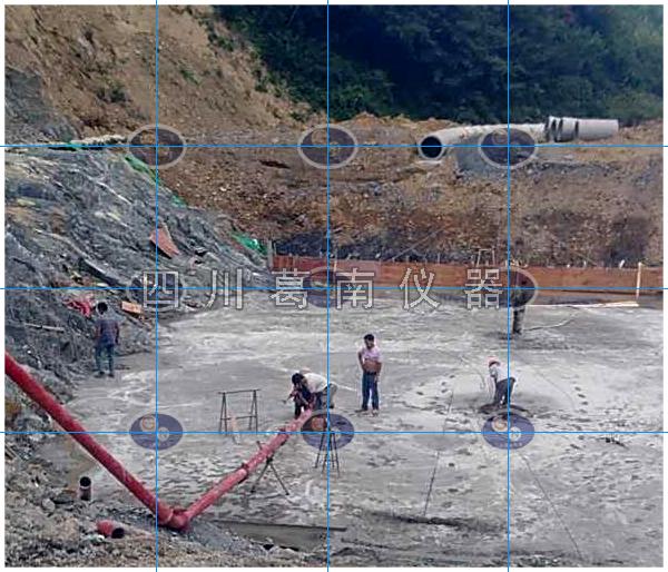 安徽祁门县西坞里水库工程大坝安全监测仪器埋设及安装