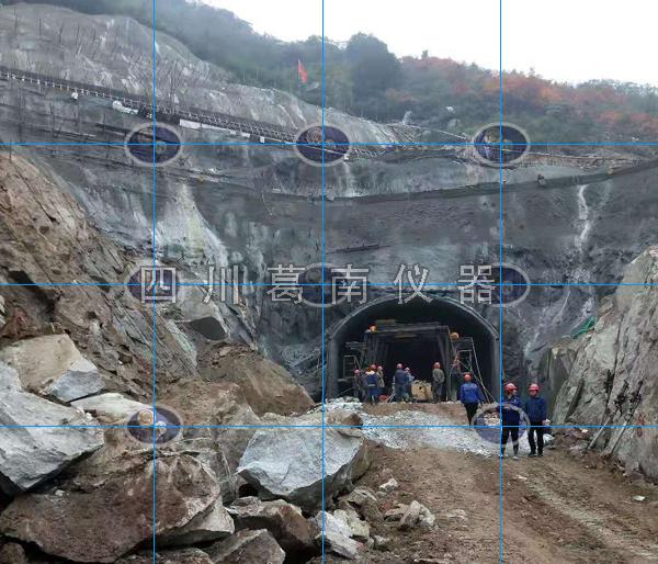 水电站隧洞安全监仪器埋设及安装
