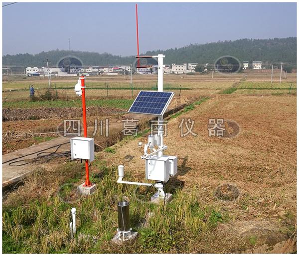 GNN-1型农田气候采集