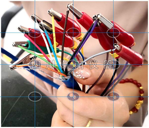 【四川葛南仪器】w88优德官网w88优德官网锚索测力计多弦测量方法