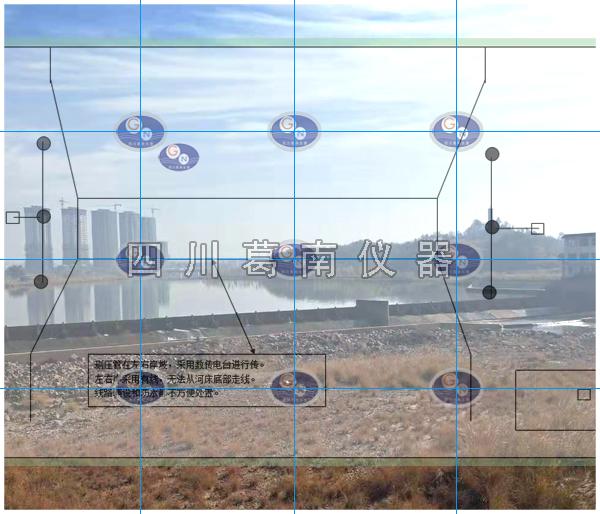 闸坝工程测压管升级改造